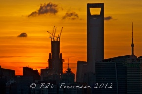 © Esti 2012 Pudong at Dusk