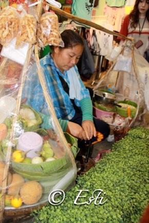 Somtam Vendor